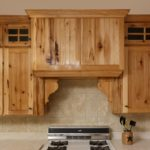 beautiful oak kitchen cabinets made by Amish craftsman